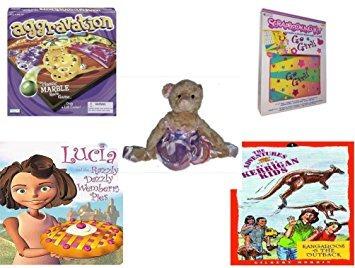 juguete sólo para chicas regalo bundle - edades  w22