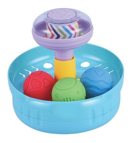 juguete sonajero pelotitas gira-gira bal ok baby babymovil