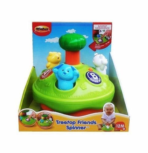 juguete spinner win fun - aj hogar