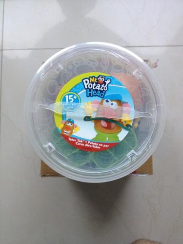 juguete sr. cara de papá (mr. potato head)