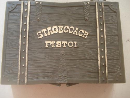 juguete stagecoach  usada marca marx para niños vintage