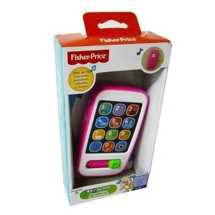 juguete telefono smart phone fisher price