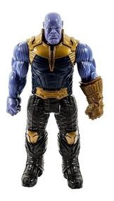 Niños Vengadores Juguete Muñeco Hs Marvel Thanos jqL5c4R3A