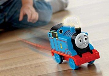 juguete thomas el tren rev 'n light up thomas