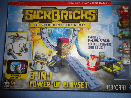 juguete tipo lego sicks bricks niños