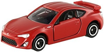 juguete tomica - toyota ft-86