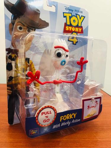 juguete toy story 4 forky