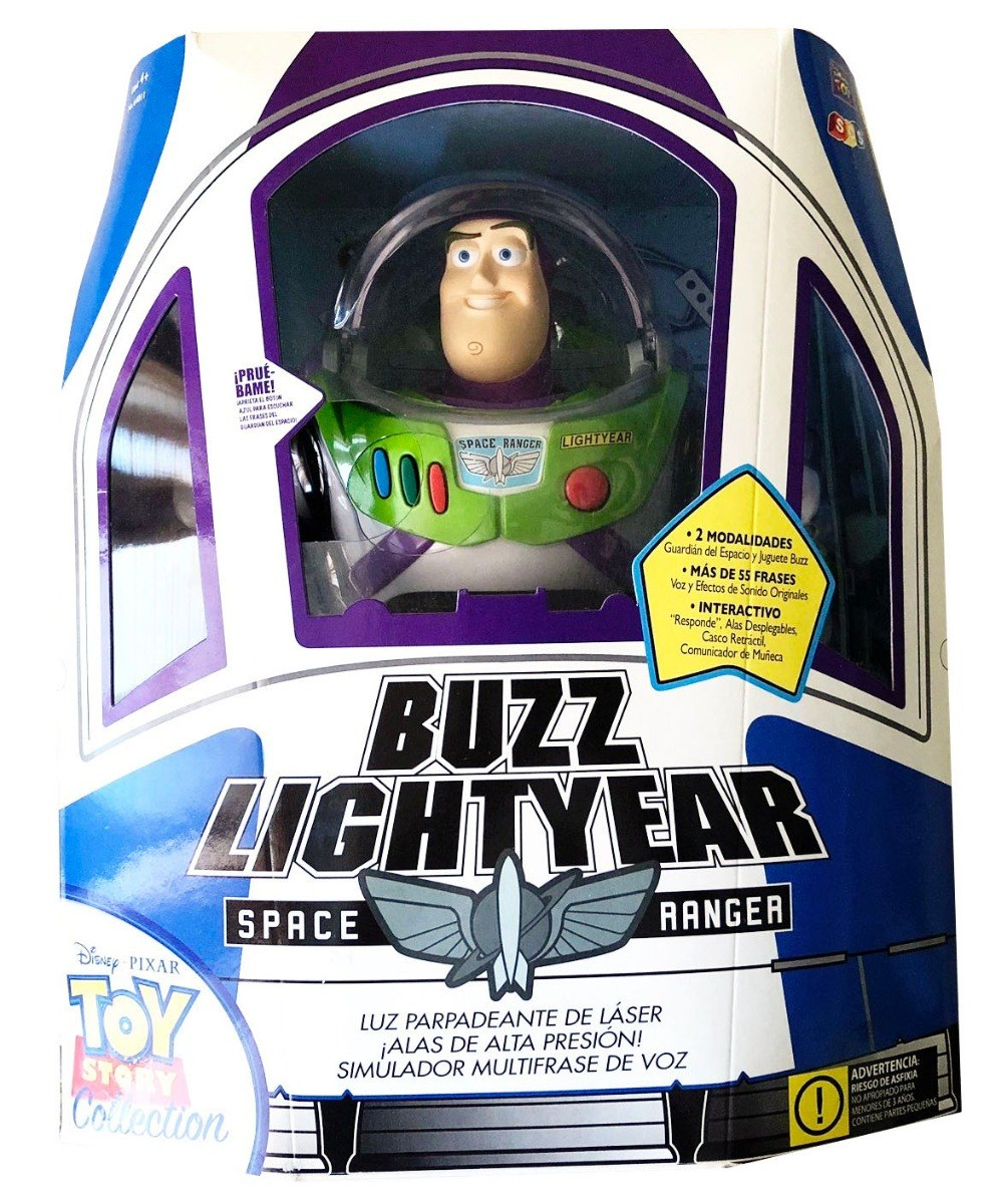 juguete toy story collection buzz lightyear español latino. Cargando zoom. b28bf41f919