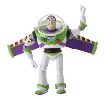juguete toy story deluxe space ranger buzz lightyear 6