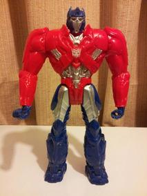 Prime 20cm Optimus Juguete 2da Transformers 76ybfg