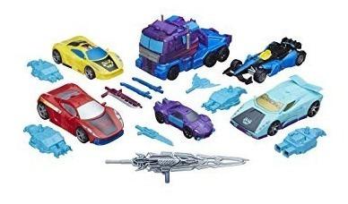 juguete transformers generaciones combinador wars menasor p