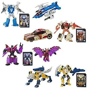 juguete transformers generaciones titanes volver deluxe wav