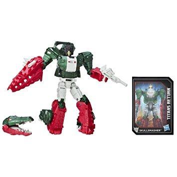 juguete transformers generaciones titanes volver titan w17