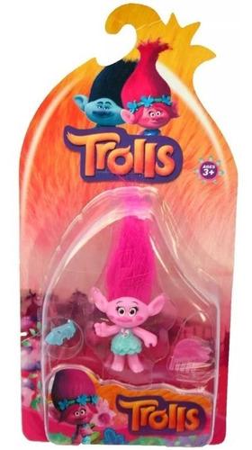 juguete trolls poppy branch ramon muñeco figuras fabans niña