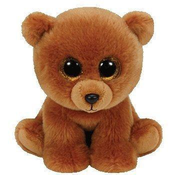 juguete ty beanie babies ártico el oso polar, el oso del br