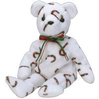 juguete ty beanie babies cand-e - bear (ty exclusivo de tie