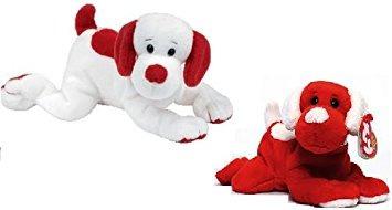 juguete ty beanie babies honey bun-- perro