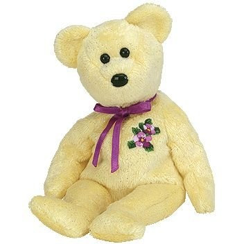 juguete ty beanie babies madre - oso