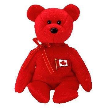 juguete ty beanie babies - pierre el oso