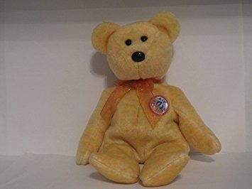 juguete ty beanie babies - sunny el oso