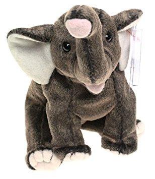 juguete ty beanie babies - trompeta del elefante