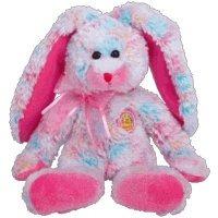 juguete ty beanie baby - buñuelos del conejito (bbom marzo