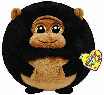juguete ty beanie ballz tanque gorila 13