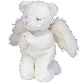 juguete ty beanie bebé - blessed el ángel del oso