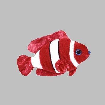juguete ty beanie bebé - bufón el pescado juguete