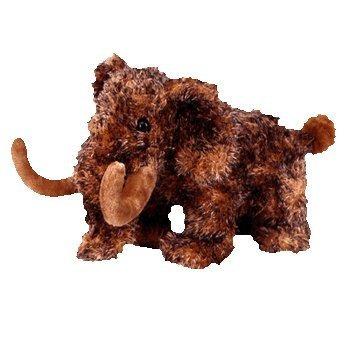 juguete ty beanie bebé - giganto el mamut lanoso juguete