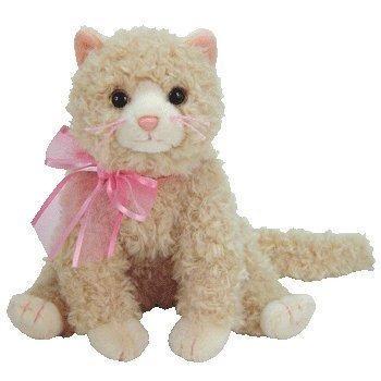 juguete ty beanie bebé - manguitos del gato