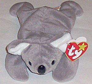 juguete ty beanie bebé - mel del koala por ty