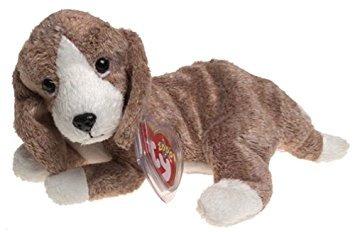 juguete ty beanie bebé - sniffer el perro juguete