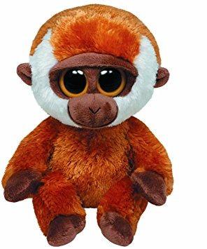 juguete ty beanie boos bongo orangután 6