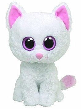 juguete ty beanie boos cachemira el gato