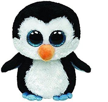 juguete ty beanie boos - waddles - pingüino
