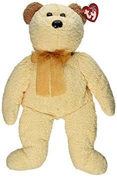 juguete ty beanie de amigos - huggy el oso