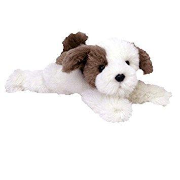 juguete ty clásico de peluche - bebé parches el perro