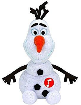 juguete ty frozen olaf - muñeco de nieve 8