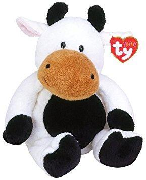juguete ty grazer - vaca