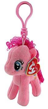 juguete ty my little pony pinkie pie de la chispa clip
