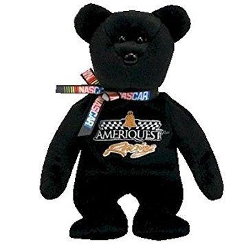 juguete ty nascar greg biffle # 16 - bear