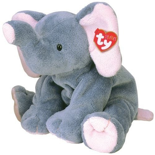 juguete ty winks - gran tamaño de un elefante
