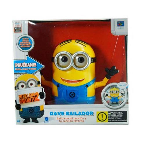 juguete universal 1368 interactive dancing dave minion
