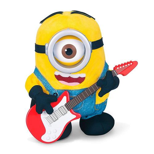 juguete universal 1451 minion stuart dancing