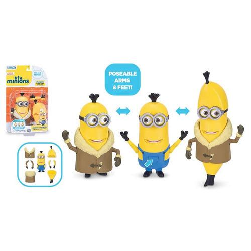 juguete universal 20060 minions kevin artico-banana