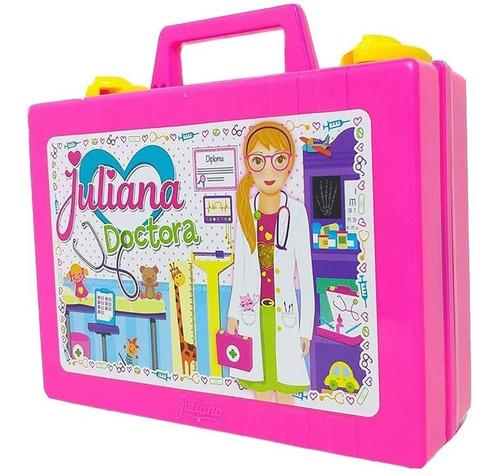 juguete valija chica juliana doctora accesorios babymovil