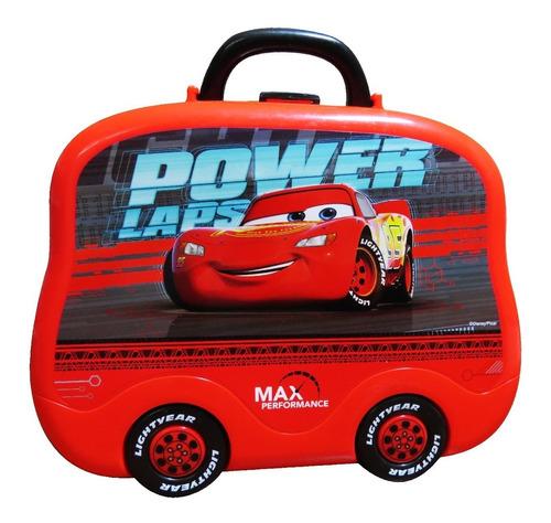 juguete valija herramientas cars disney  babymovil