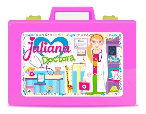 juguete valija juliana doctora accesorios y luces babymovil