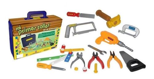 juguete valija mi primer taller herramientas babymovil 1157